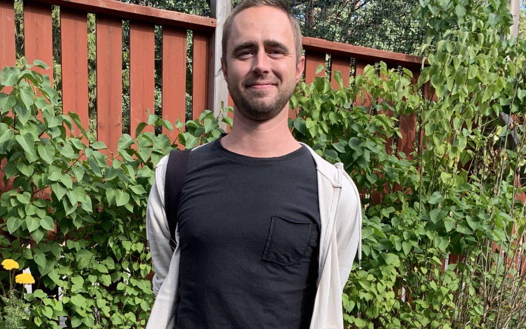 Ny medarbetare – Anders