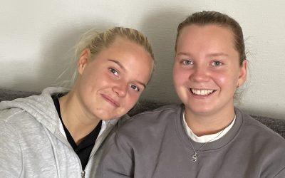 Nya medarbetare – Jonna och Linnea